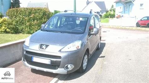 Peugeot Family by Achat Peugeot Partner Tepee Family Hdi 90cv D Occasion Pas