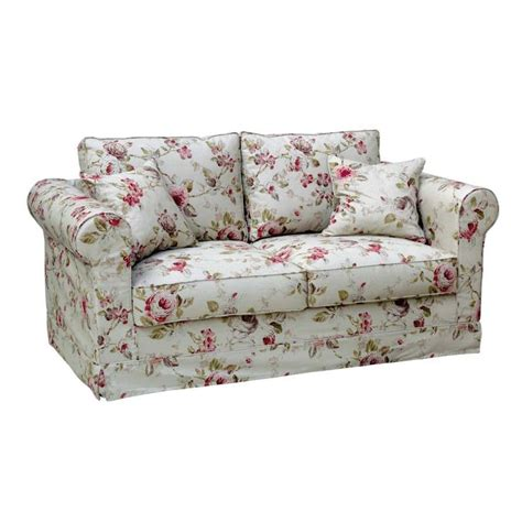 canapé de charme avec style charme ce canapé revêtu d 39 un tissu à
