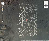 Strange Grid Pattern in the Gobi Desert | What On Earth? Th?id=OIP