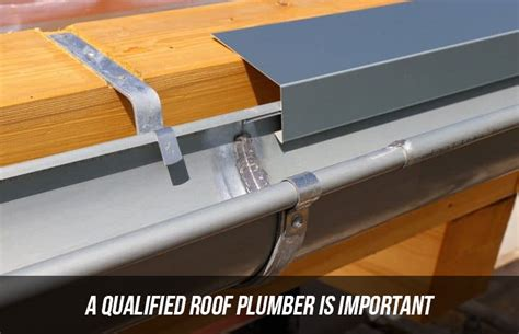 qualified roof plumber  important  roofing services