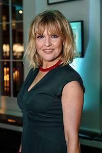 Who is Ashley Jensen, who was the Extras actress's husband ...