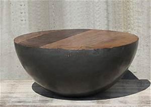 Couchtisch Rund Holz Metall : design couchtisch bowl small 70x70 cm beistelltisch sofatisch holz weiss rund ebay ~ Bigdaddyawards.com Haus und Dekorationen