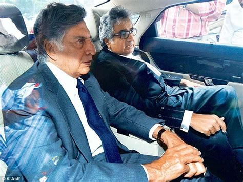 ratan tata in supreme court fight for privacy after radia leaks daily mail