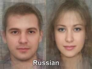Average Russian Man and Woman | Ethnicities | Pinterest ...