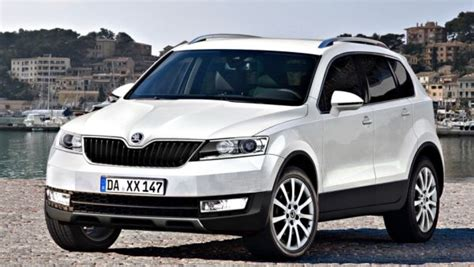 Skoda Snowman 2016 by 2016 Skoda Snowman Review Price Suv