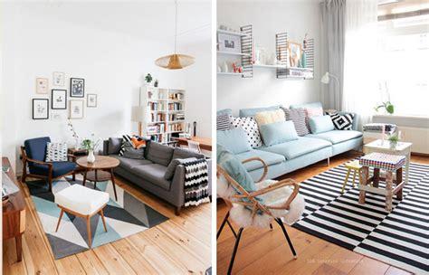 canape et fauteuil idées déco pour un salon style scandinave made in meubles