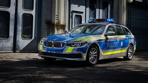 bmw  xdrive touring polizei wallpaper hd car