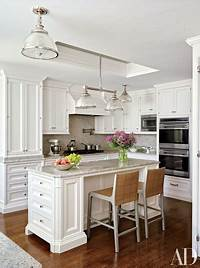 pictures of white kitchens White Kitchen Cabinets Ideas and Inspiration | Architectural Digest