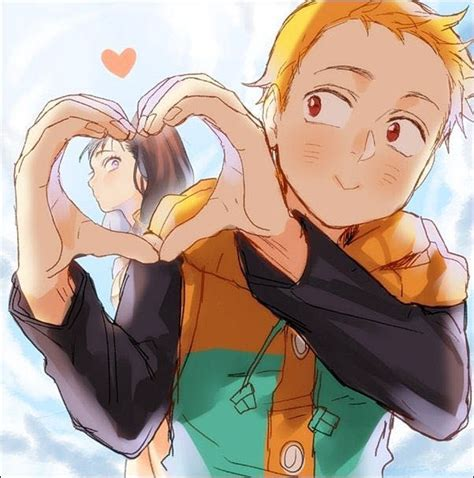 The Best Ships In The Seven Deadly Sins King X Diane