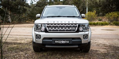 land rover discovery 2016 land rover discovery sdv6 hse off road review caradvice