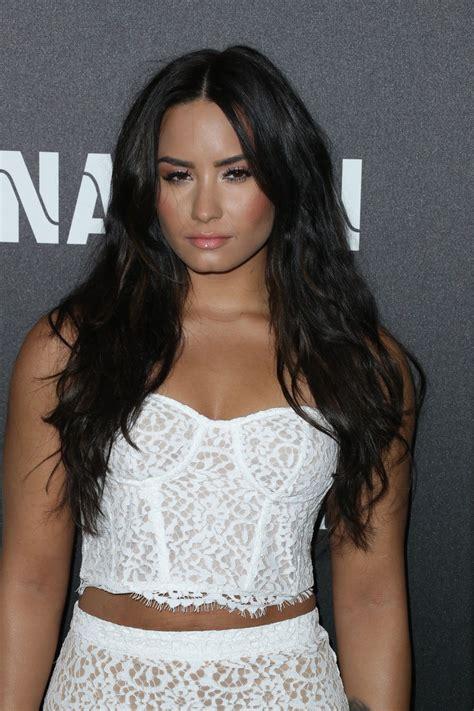 Demi Lovato - Roc Nation Pre-Grammy Brunch in Los Angeles ...