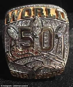 Denver Broncos receive Super Bowl 50 rings in lavish ...