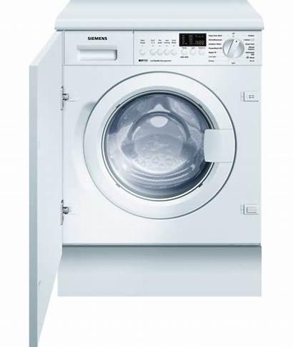 Siemens Washing Machine Manual User Integrated Machines