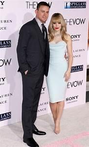 Rachel McAdams Goes Classy, Channing Tatum Gets Sleek at ...