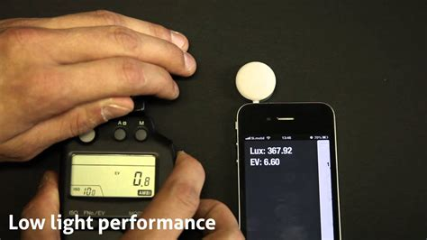 Lumu Light Meter by Lumu Light Meter Measuring Accuracy