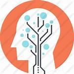 Icon Innovation Growth Human Technology Mind Progress