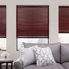 """2"""" Wood Blind  Thehomedepot"""