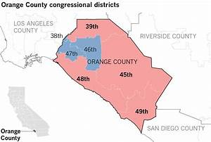 There's a rising Democratic tide in Orange County. Will it ...