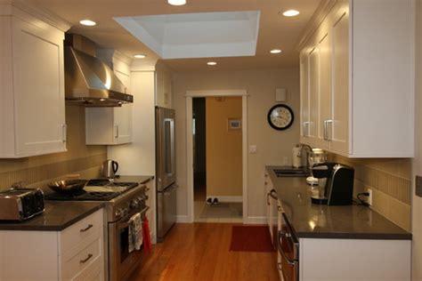 galley kitchen refresh