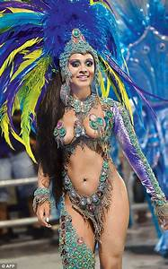 [Photos] All The Jaw-Dropping Brazil Carnival Female ...