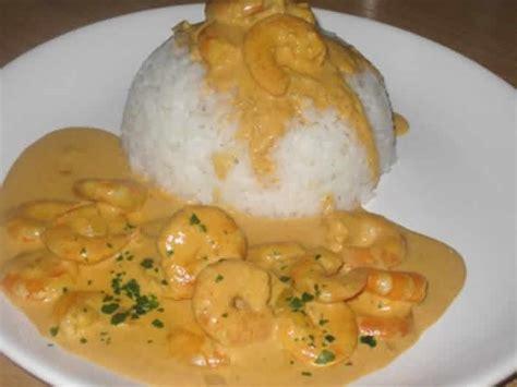 recette de cuisine avec des crevettes crevettes au curry avec cookeo recette facile pour vous