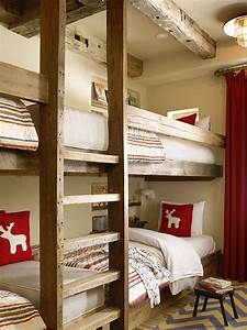 26 cool and functional built in bunk beds for digsdigs