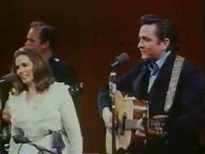 June Carter & Johnny Cash - Darlin' Companion (San Quentin ...