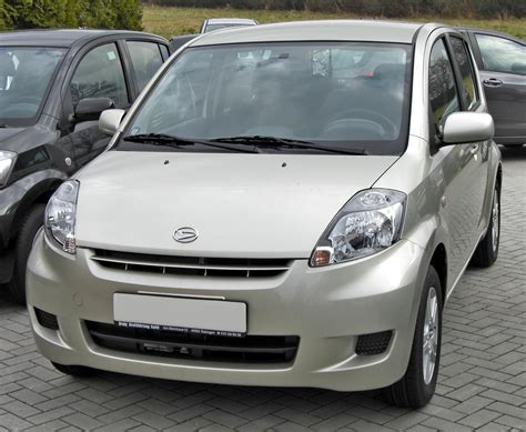 Daihatsu Sirion Photo by 2010 Daihatsu Sirion Photos Informations Articles