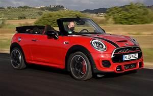 2016 Mini John Cooper Works Cabrio