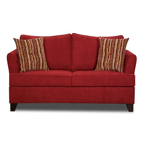 red sectional sleeper red leather sleeper sofa interior design