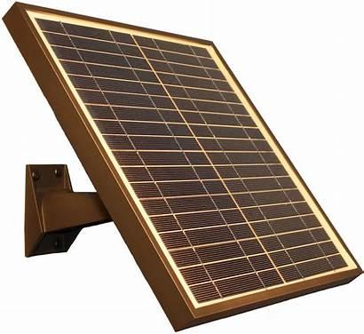 Solar Camera Wireless Powered Cameras Construction Panel