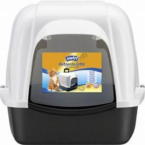Litiere Chat Anti Odeur : swirl bac liti re pour chat swirl avec filtre anti odeurs ~ Melissatoandfro.com Idées de Décoration