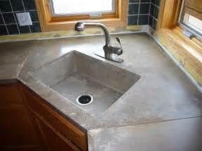 Are Concrete Countertops Expensive Image