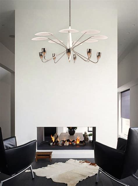 bright ideas  light fixtures   living room decor