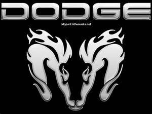 Dodge Ram Logo Wallpaper