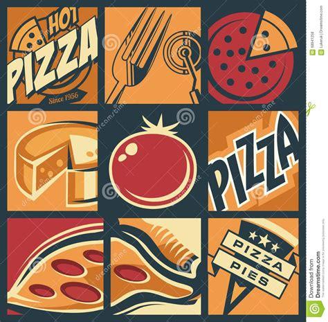 Decorator Pattern Java Pizza by Conceito C 244 Mico Criativo Do Menu Da Pizza Ilustra 231 227 O Do