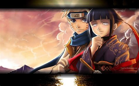 Naruto And Hinata Date Wallpaper By Weissdrum On Deviantart
