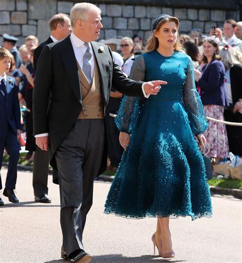 beckham dress princess beatrice dress at royal wedding 2018 popsugar
