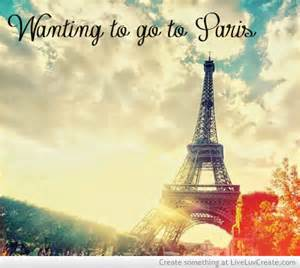 Cute Quotes About Paris