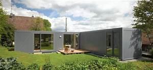Container Haus Architekt : les 22 plus belles maisons faites avec des containers de stockage ~ Indierocktalk.com Haus und Dekorationen