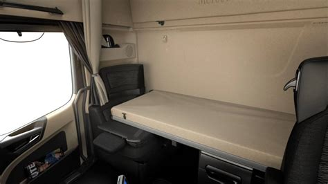 actros mp4 innenraum mercedes actros solostar