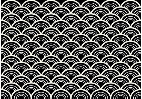 Abstract Black White Pattern by Black And White Seamless Abstract Pattern Vector
