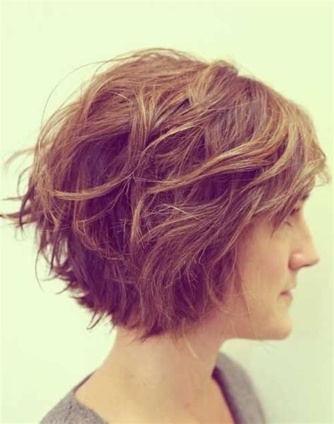 15 Best Hairstyles for Thick Hair Cabelos curtos da moda