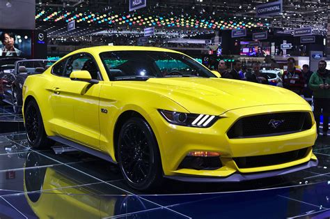 Ford Mustang Car by Ford Mustang