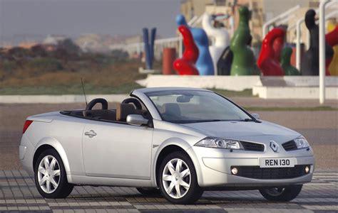 renault megane cabriolet used renault megane cabriolet 2006 2009 review parkers