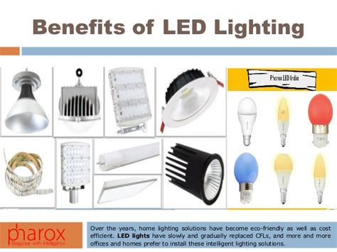 8 benefits of led lighting