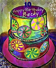 Best 25 ideas about happy birthday becky find what youll love happy birthday becky cake thecheapjerseys Gallery