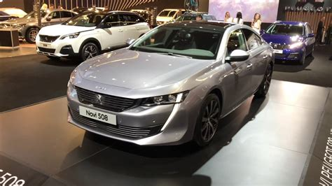 Peugeot Watches Wiki by New Peugeot 508 2019 Look In 4k Interiro