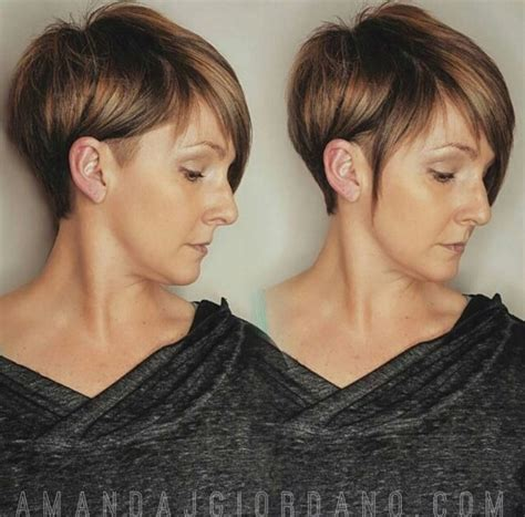 10 Adorable Short Hairstyle Ideas: 2018 Haircuts for Women