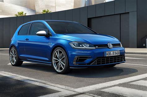 Volkswagen Car : New(ish) Vw Golf R For 2017